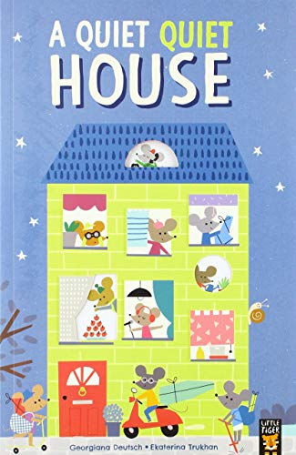 A Quiet Quiet House - Georgiana Deutsch - 9781848699663