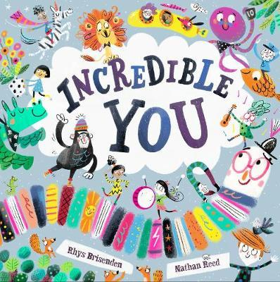 Incredible You - Rhys Brisenden - 9781849766265