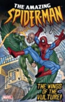 Amazing Spiderman: The Wings of the Vulture -  - 9781904419426