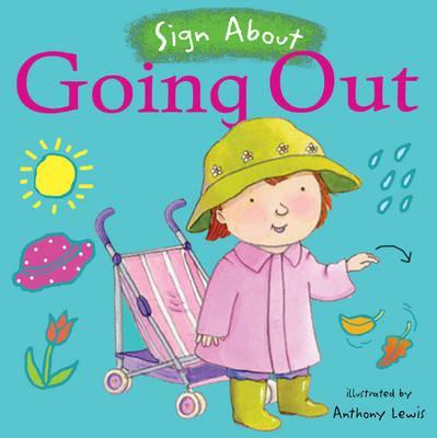 Going Out: BSL (British Sign Language) - Anthony Lewis - 9781904550808