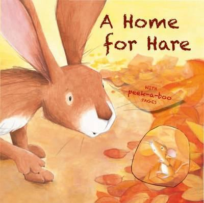 A Home for Hare and Mouse - Rosalinda Kightley - 9781910126745