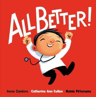 All Better! - Inese Zandere - 9781910411858