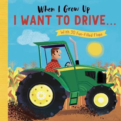 I Want to Drive - Rosamund Lloyd - 9781912756391
