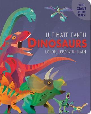 Dinosaurs - Miranda Baker - 9781912756452