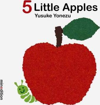 Five Little Apples - Yusuke Yonezu - 9789881848574
