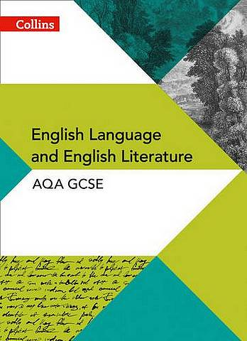 AQA GCSE English Lang & Lit Collins Connect 3Yr - Phil Darragh - 9780008128159