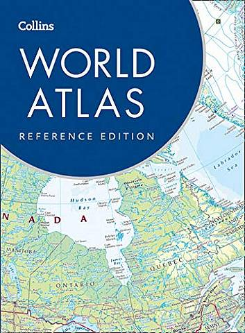 Collins World Atlas: Reference Edition - Collins Maps - 9780008183752