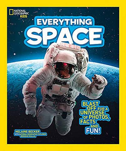 Everything: Space - National Geographic Kids - 9780008267773