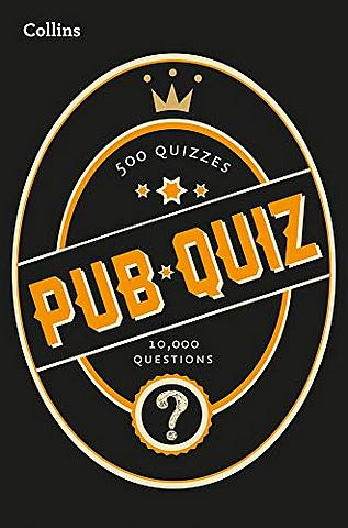 Collins Pub Quiz: 10