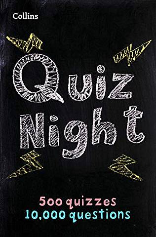 Collins Quiz Night: 10