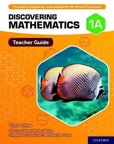 Discovering Mathematics: Teacher Guide 1A - Victor Chow - 9780198421863