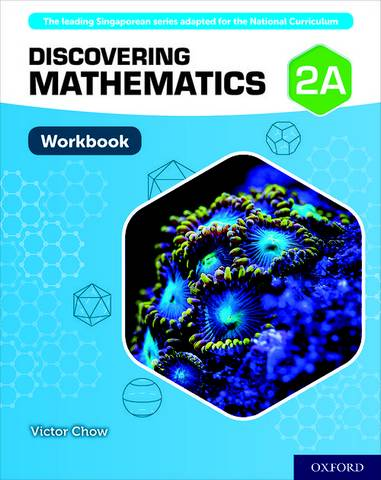 Discovering Mathematics: Workbook 2A (Pack of 10) - Victor Chow - 9780198421979