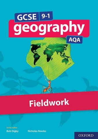 GCSE 9-1 Geography AQA Fieldwork - David Holmes - 9780198426622