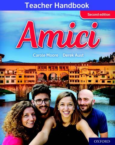 Amici Teacher Handbook - Carole Moore - 9780198444855