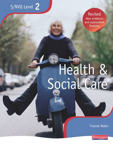 SNVQ Level 2 Health & Social Care Revised and Health & Social Care Illustrated Dictionary PB Value Pack - Yvonne Nolan - 9780435033279