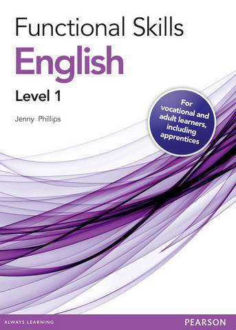 Functional Skills English Level 1 Teaching and Learning Resource Disk - Jenny Phillips - 9780435048648