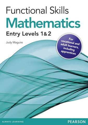 Functional Skills Maths Entry 1 and 2 Teaching and Learning Resource Disks - Judy Maguire - 9780435075163