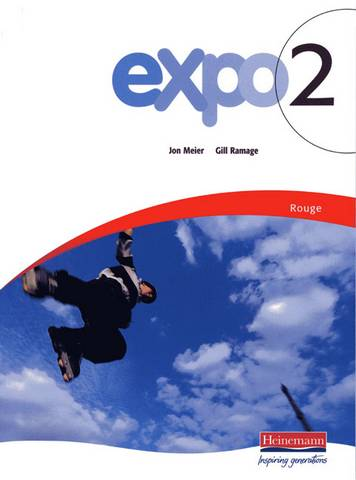 Expo 2 Rouge Pupil Book - Gill Ramage - 9780435385125