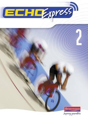 Echo Express 2 Pupil Book - Jeannie McNeill - 9780435389512