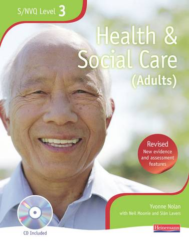 NVQ/SVQ Level 3 Health and Social Care Candidate Book