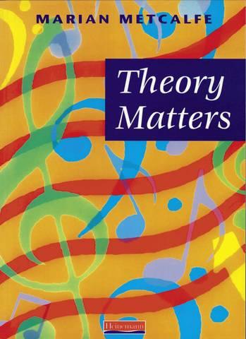 Theory Matters Pupil Book - Marian Metcalfe - 9780435810252