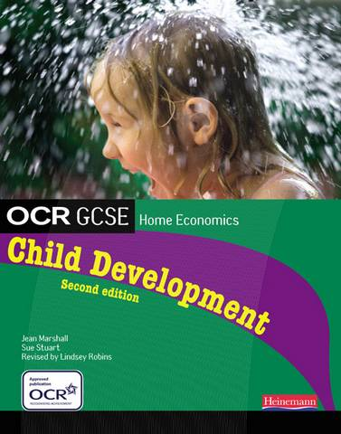 OCR GCSE Home Economics Child Development Student Book - Jean Marshall - 9780435849214