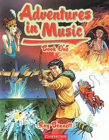 Adventures in Music Book 1 - Roy Bennett - 9780521569378