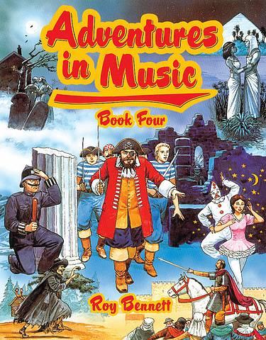 Adventures in Music Book 4 - Roy Bennett - 9780521569392