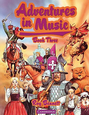 Adventures in Music Book 3 - Roy Bennett - 9780521569415