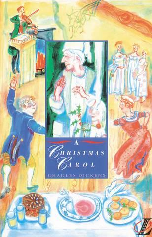 A Christmas Carol - Charles Dickens - 9780582236646