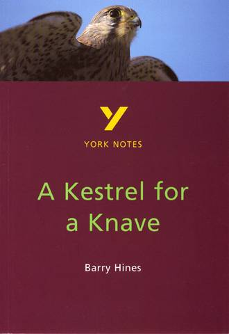 A Kestrel for a Knave: York Notes - Chrissie Wright - 9780582314023