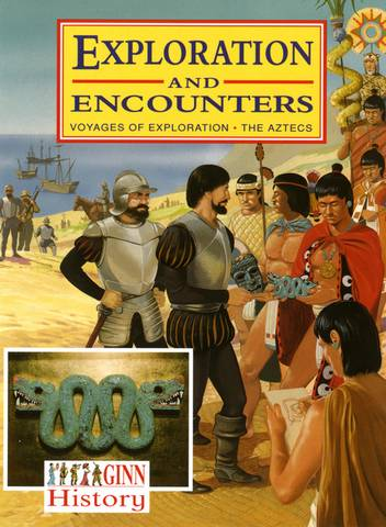 Ginn History: Key Stage 2 Exploration And Encounters Pupil`s Book -  - 9780602251475