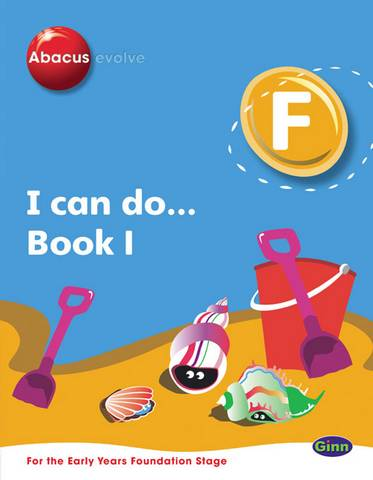 Abacus Evolve Foundation: I Can Do Book 1 (Pack of 8) - Ruth Merttens