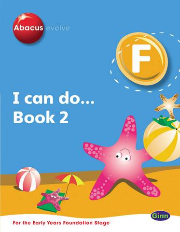 Abacus Evolve Foundation: I Can Do Book 2 (Pack of 8) - Ruth Merttens