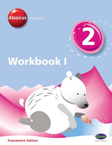 Abacus Evolve Y2/P3 Workbook 1 (Pack of 8) Framework - Ruth Merttens