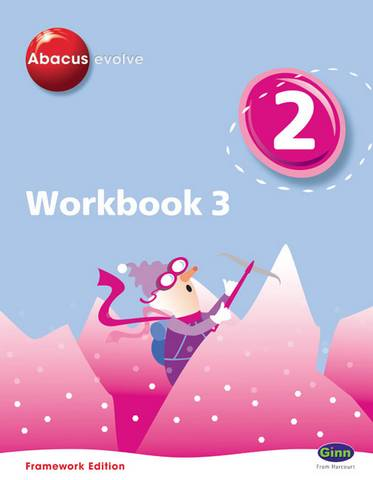Abacus Evolve Y2/P3 Workbook 3 (Pack of 8) Framwork Edition -  - 9780602575083