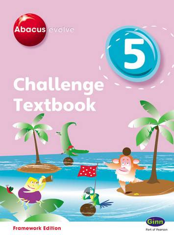 Abacus Evolve Challenge Year 5 Textbook - Carol Richardson - 9780602577766