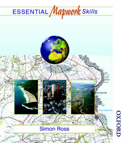 Essential Mapwork Skills 1 - Simon Ross - 9780748764617