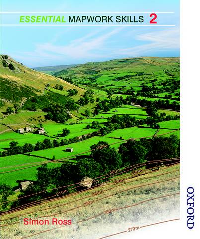 Essential Mapwork Skills 2 - Simon Ross - 9780748784363