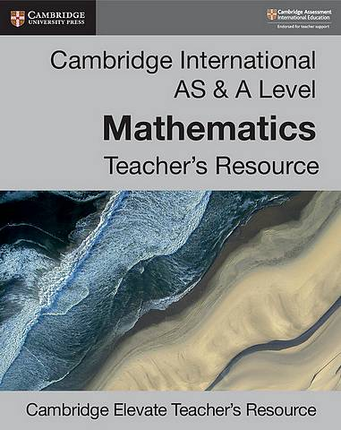 Cambridge International AS & A Level Mathematics Cambridge Elevate Teacher's Resource - Julia Fletcher - 9781108439831
