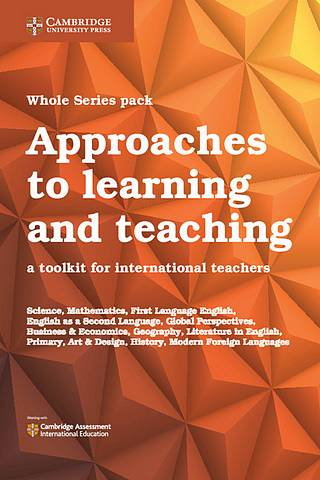 Approaches to Learning and Teaching Whole Series Pack (12 Titles): A Toolkit for International Teachers - NRICH - 9781108638944