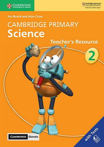 Cambridge Primary Science Stage 2 Teacher's Resource with Cambridge Elevate - Jon Board - 9781108678292