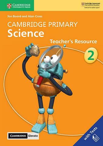 Cambridge Primary Science Stage 2 Teacher's Resource with Cambridge Elevate - Jon Board - 9781108678292