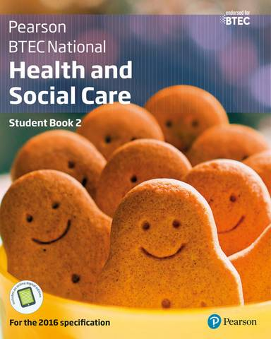 BTEC National Health and Social Care Student Book 2: For the 2016 specifications - Carolyn Aldworth - 9781292126029