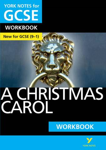 A Christmas Carol: York Notes for GCSE (9-1) Workbook - Beth Kemp - 9781292138077