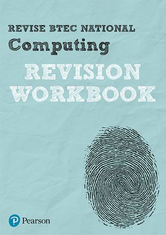Revise BTEC National Computing Revision Workbook -  - 9781292150192