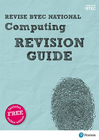 Revise BTEC National Computing Revision Guide: (with free online edition) -  - 9781292150208