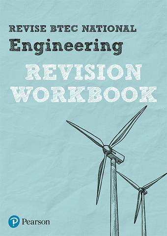 Revise BTEC National Engineering Revision Workbook -  - 9781292150277