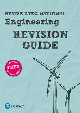 Revise BTEC National Engineering Revision Guide: (with free online edition) -  - 9781292150284