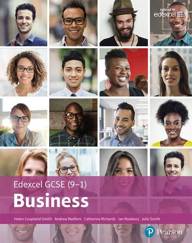Edexcel GCSE (9-1) Business Student Book - Helen Coupland-Smith - 9781292179841